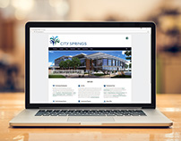 City Springs Website