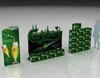 Carlsberg POS Elements