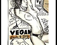 Nude VEGAN - BRAVE & SEXY