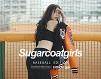UniLions X Filter017 Sugarcoatgirls Baseball Edition