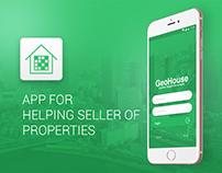 GeoHouse App UI/UX