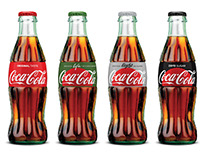 Coca-Cola One Brand Packaging