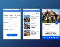 приложение по поиску жилья