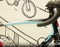 Raleigh Bicycle Interbike 2015 Videos