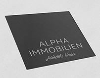 Branding | ALPHA IMMOBILIEN