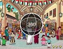 Lenovo Facebook 360 Competition