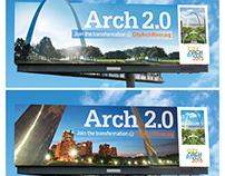 CityArchRiver Concepts