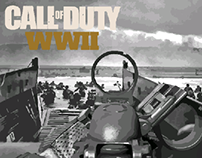Pôster COD : WWII