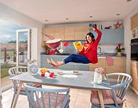 Avant Homes | Kitchen Campaign