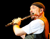 Jethro Tull by Ian Anderson ©2008