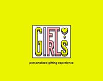 GiftGirls Brand Identity