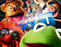 The Muppets - Sky 1