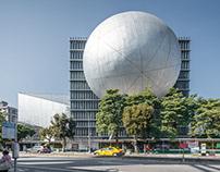 Taipei Performing Arts Center - OMA/Rem Koolhaas