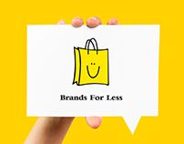 Brands For Less - Social Media