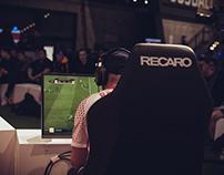 Finale der virtuellen Bundesliga in Dortmund