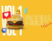 Food & Beverage Social Media