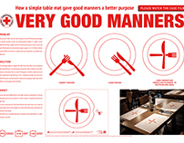 Very Good Manners / Polish Red Cross (2013/2014)