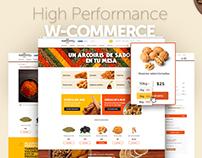Agrigento Web Design