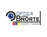 Brand Restyling para Óptica Barrio Norte