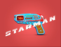 Starman | An Illustrated Tribute to David Bowie