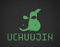 Uchuujin Project logo