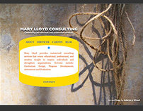 Website Design | Mary Lloyd Consulting