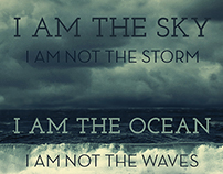 Sky vs. Storm/Ocean vs. Waves