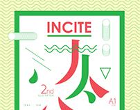 INCITE Poster Design