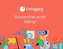 Octagonz UI/UX Design