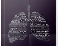 Smoking awareness poster