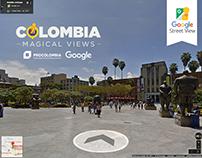 PROCOLOMBIA TURISMO/ GOOGLE STREET