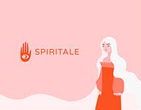 SPIRITALE tv channel branding