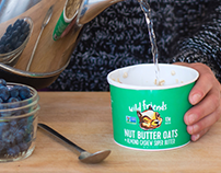Wild Friends Foods Nut Butter Oats Launch