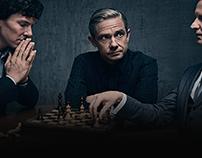 Sherlock TV Series | User Interface
