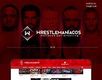 Wrestlemaníacos - 2016
