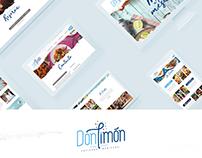 Don Limón   Branding