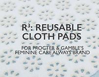 R3: Reusable Cloth Pads