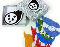 Brinde de fim de ano - Panda Promoções e Eventos