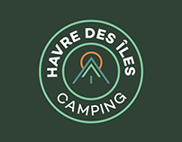 Camping Havre des Iles