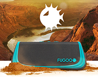 FUGOO - DE - GO ANYWHERE SPEAKER