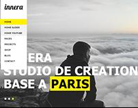 Innera - Photography Agency Theme