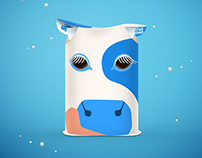 BMK milk package