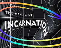 The Making Of Incarnation / book cover