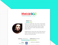 What's Up BGC Media Kit - MOCKUP #3