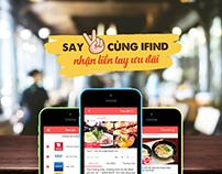 Social media   iFind App Fanpage