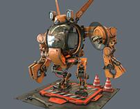 Powerloader - Realtime Model
