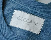 BECCA M - BESPOKE - CLOTHING LINE