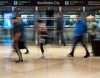 Stockholm City för Herrjunga Terrazzo