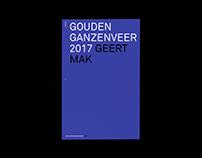 Gouden Ganzenveer 2017