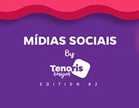 Mídias Sociais By Tenoris Designer Edition #2